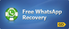 Free WhatsApp Chat Recovery/Extractor