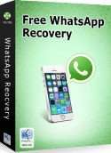 Free WhatsApp Recovery for Mac