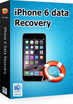 iPhone 6 Data Recovery for Mac