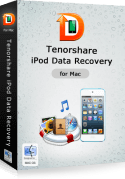 Purchase iPod Data Recovery for Mac