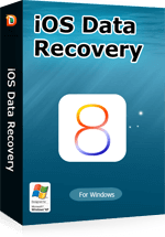 tenorhsare ios 8 data recovery
