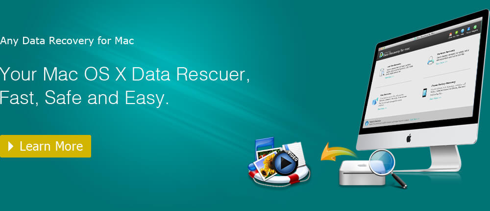 Any Data Recovery for Mac