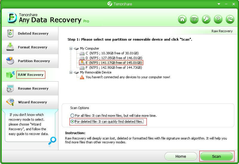 how to recover hard drive data