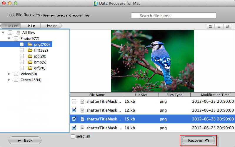 unmountable volumes data recovery on mac