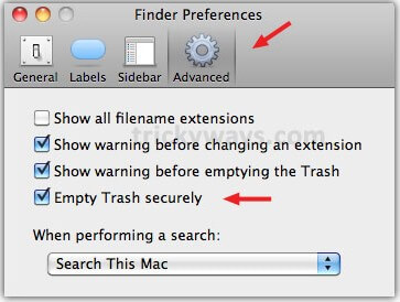 Remove Data from Mac OS Permanently