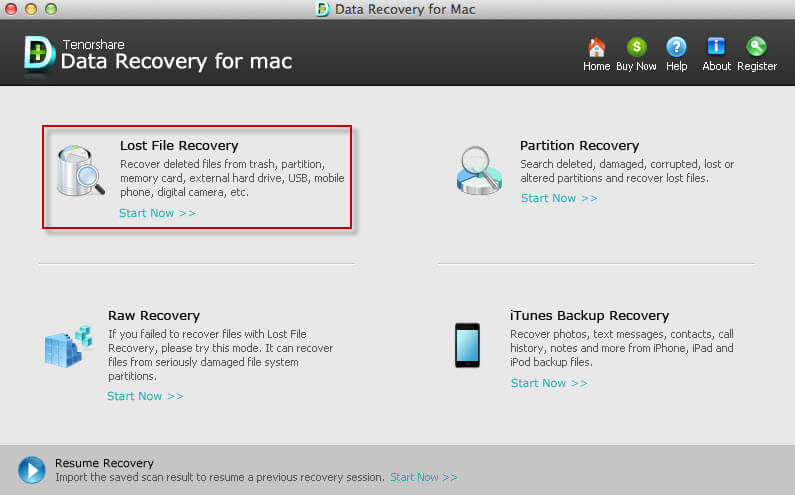 easy data recovery for mac