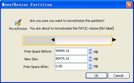 repartition hard drive