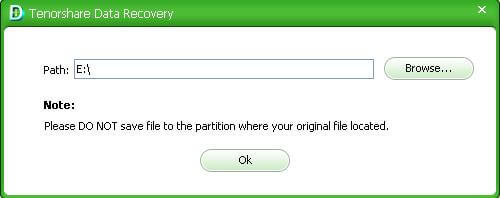 recover corrupt partition