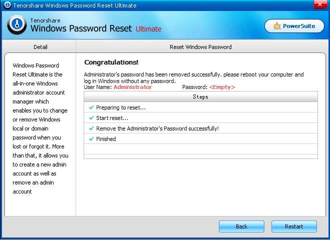 windows password remover