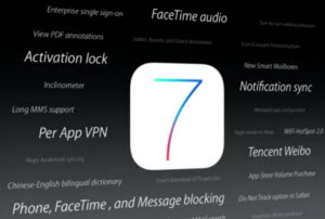 Announce Service for iOS 7 for Mac