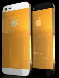 apple releases gold iphone 5s