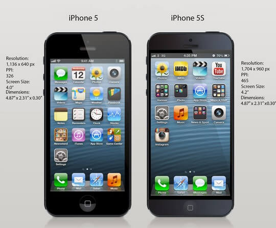 iphone 5s release