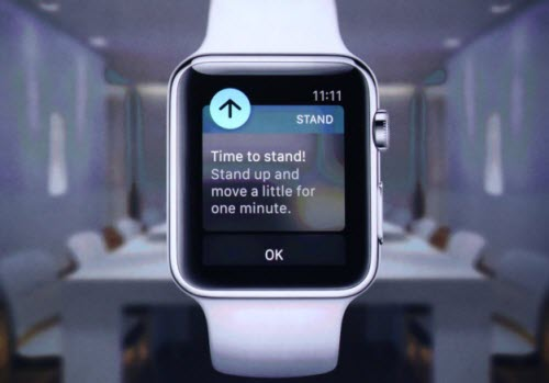 apple watch fitness features