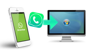 Transfer and Backup WhatsApp Messages to PC