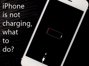 iphone 5 is not charging