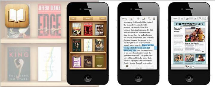 best free iphone ebook app