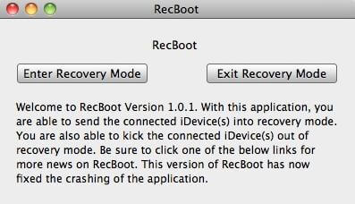 free iphone reboot software