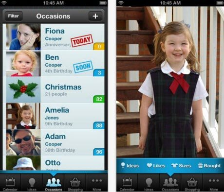 top 10 christmas iphone apps