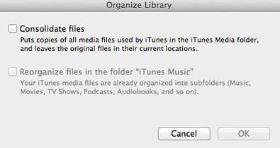 copy itunes library to anther computer