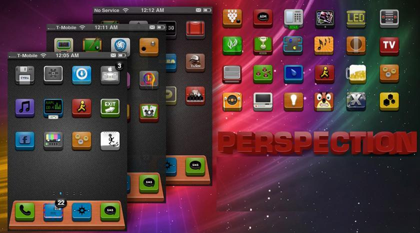 Best Themes Live Wallpapers For Iphone 5s 5c 4s 4 Ios 7: Free IPhone 5S/5C/5/4S/4 Theme Icons For 2014/Christmas