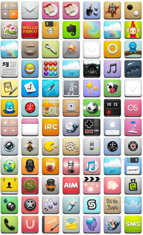 iphome theme icon download