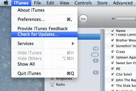 how to download itunes maually