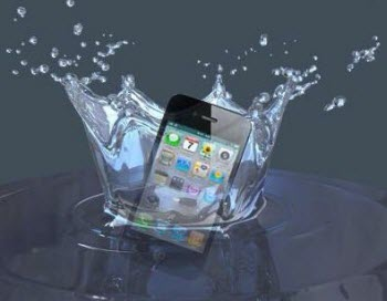 How to Recover Lost Data from Water Damaged iPhone 5\/4S\/4\/3GS