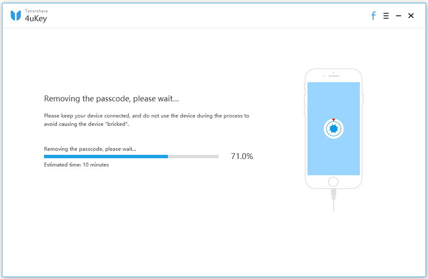 removing iphone passcode