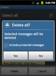 How To Recover Deleted Text Messages From Android Mobile Phone
