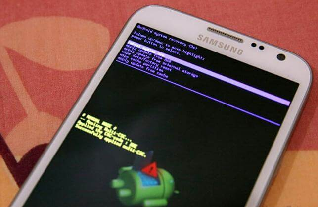 Get Android Phone into Recovery Mode