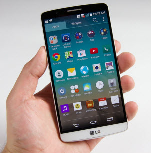 recover data from lg g3