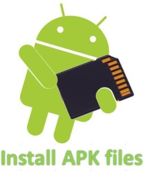 install apk files on android phone