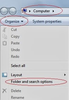 file become shortcuts
