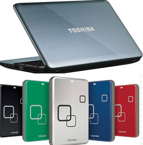 data recovery from toshiba hard drive