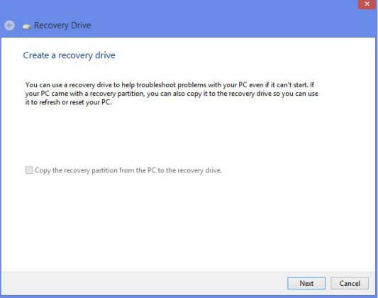 back up your pc before trying windows 8.1