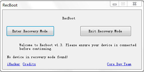 recboot software