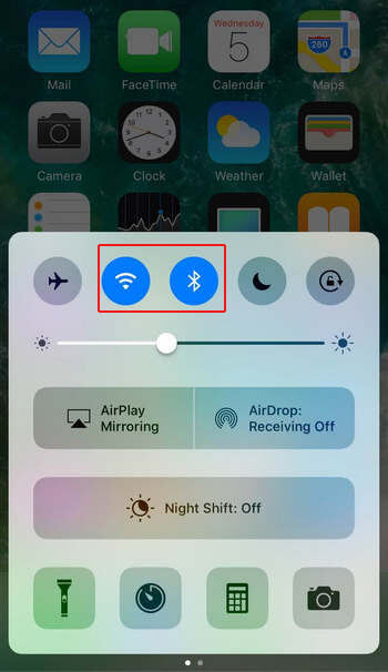 how to turn off bluetooth on iphone permanently