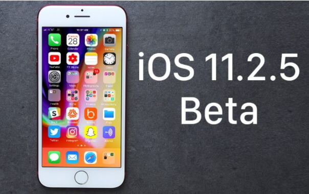 download ios 11.2.5 beta 2 on iphone