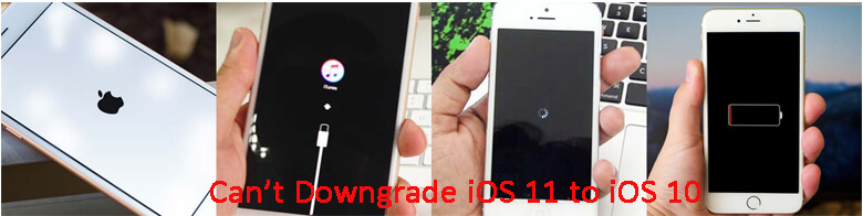 iOS 11 Problem Solved: Can't Downgrade from 11 Beta 2 to 10 3 2
