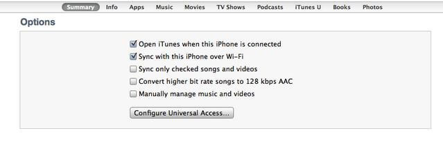 transfer files from itunes to iphone