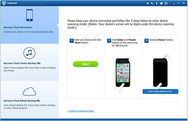 top iphone data recovery