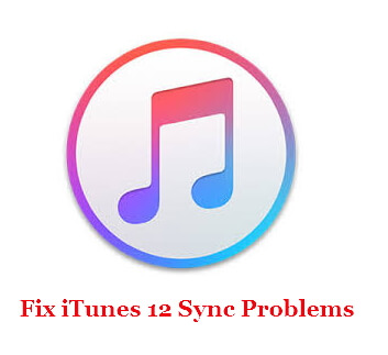 fix itune sync problems