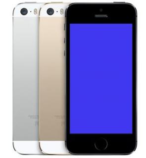 recover data from iphone 5s in blue screen of death