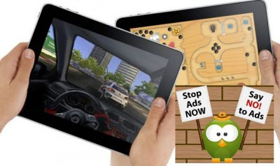 remove ads from ios games free