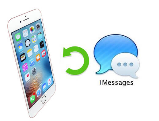 restore imessages to iphone