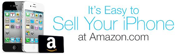 sell used iphone amazon