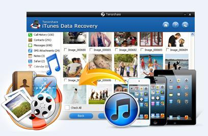 free itunes data recovery download