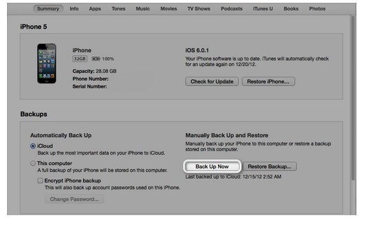 extract photos from iPod Touch 5 backup file