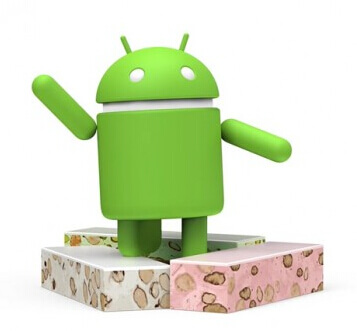 download and install android nougat