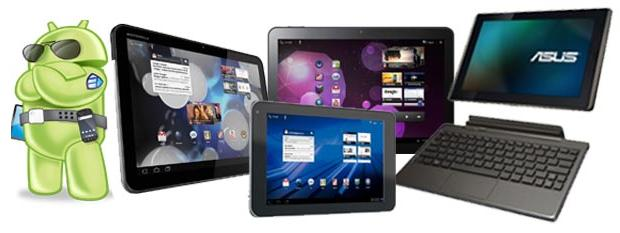 how to recover data from broken screen android tablet